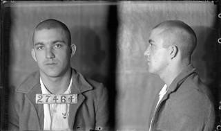 Harris, Charles. Inmate #27464 (MSA)