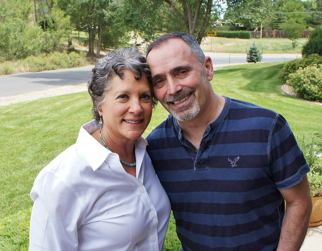 Marla and Michael | At Marla's house in Denver. | By: sea ...