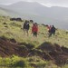 Trekking up Rano Kau by Out of the Grey