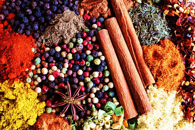 """""""S"""" for Spices"""