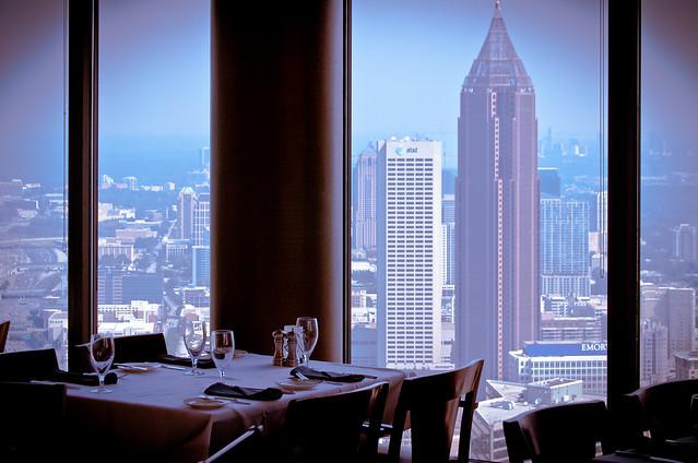 Sundial Restaurant Atlanta Menu