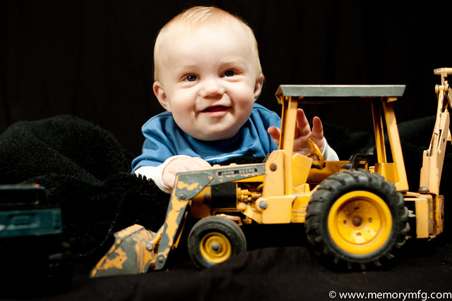 John Deere Baby Decor