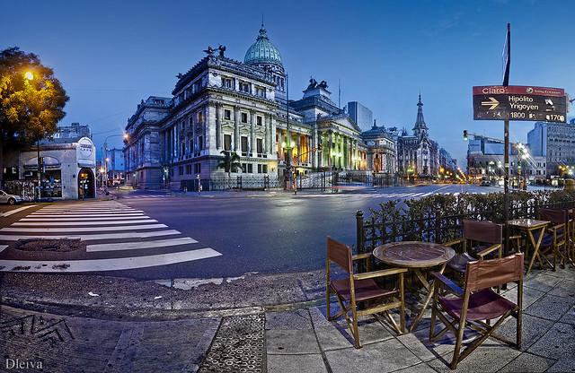 Edificio del Congreso (Ciudad de Buenos Aires, Argentina)