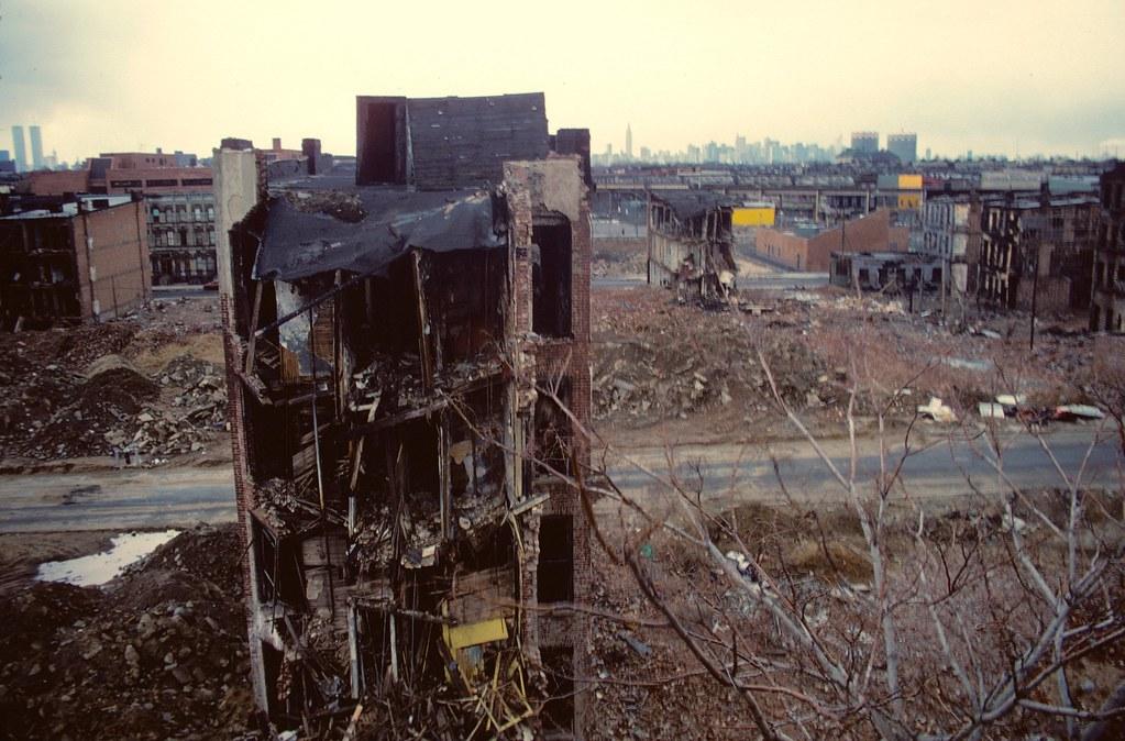 WTC 16 - from Bushwick