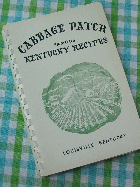 Cabbage Patch Famous Kentucky Recipes Cabbage Patch Circle