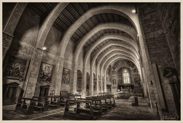 Gubbio basilica