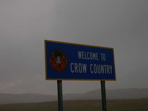 Welcome to Crow Country