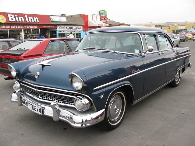 1955 ford customline flickr photo sharing for 1955 ford customline 4 door