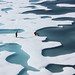 Arctic Sea Ice by NASA Goddard Photo and Video