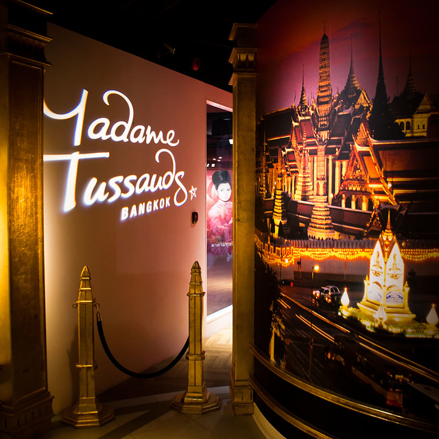 Madame Tussauds - Bangkok  Flickr - Photo Sharing!