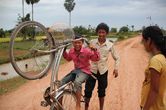 Khmer kids by alfieianni