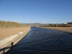 California Aqueduct, Hesperia, California