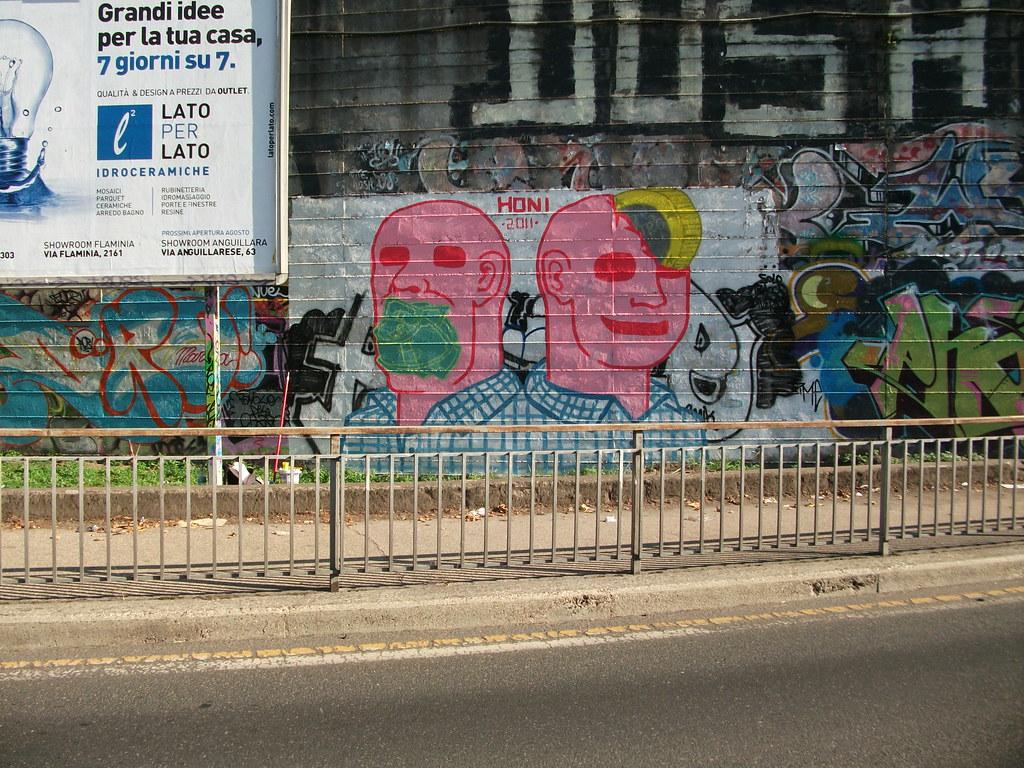 Buone Vacanze | HONI -2011- Roma -Stazione Tiburtina ...