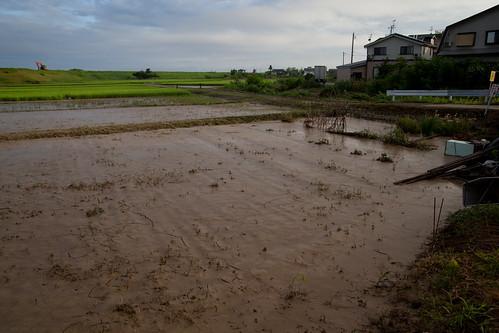 平成23年7月新潟・福島豪雨による水害