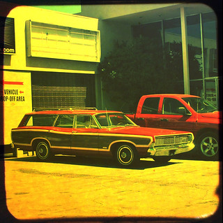 1968 Ford Country Squire LTD