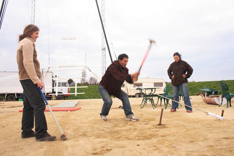 « Tant qu'il y aura des Mouettes #2 », avril 2009