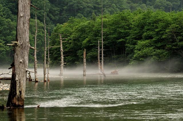 kamikouchi_high ground  Taisyoike Pond