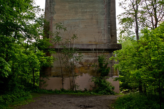 Paulinskill Viaduct at Hainesburg, Knowlton Township, New Jerseyknowlton township