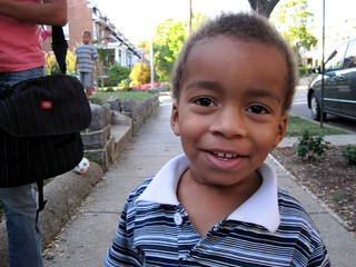 kids, including this fellow in the Petworth neighborhood, are the future of DC (by: Wayan Vota, creative commons)