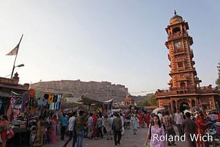 Jodhpur - Market