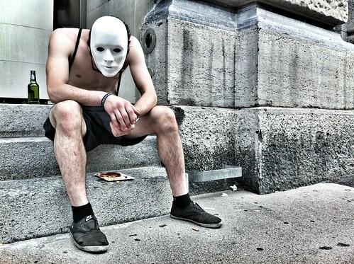 Street paranoia 2011