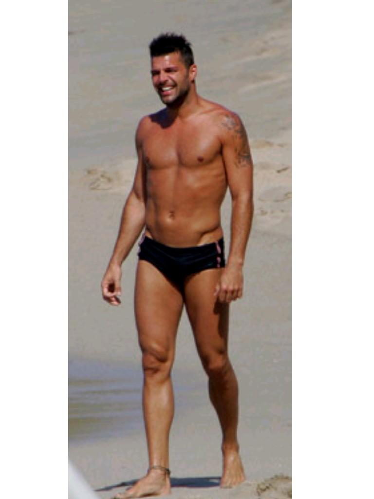 Ricky Martin Naked Video