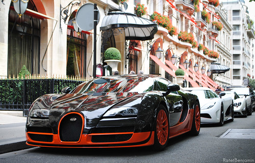 Bugatti 16.4 Veyron SuperSport