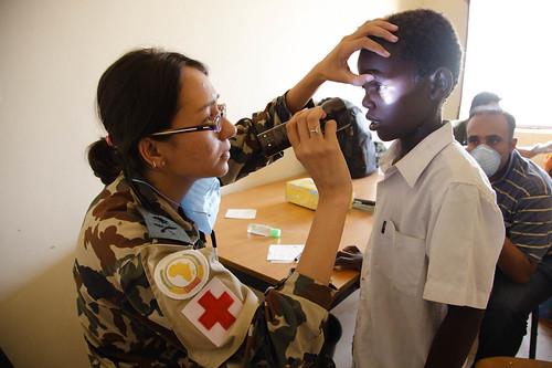 Healthcare Specialist in Sudan