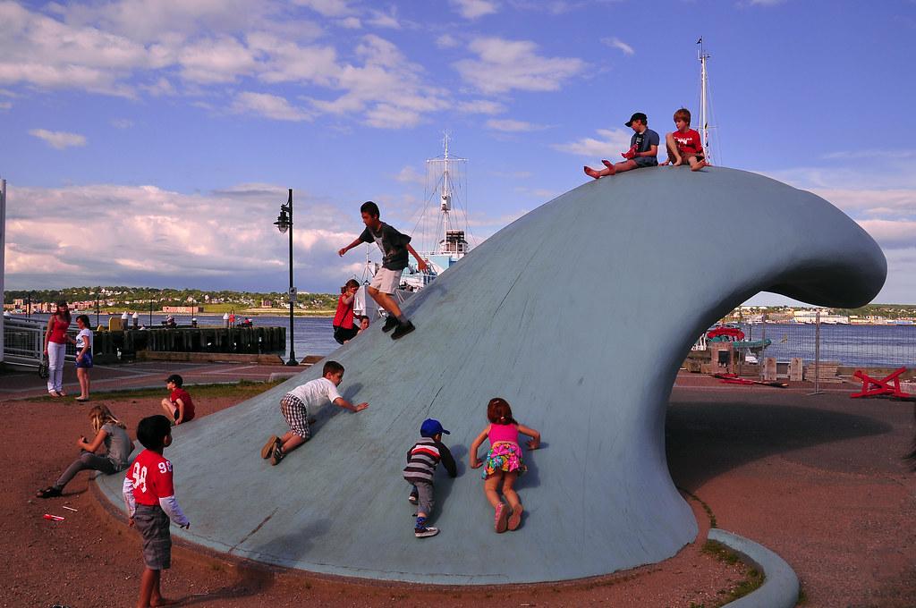 Halifax's Wave