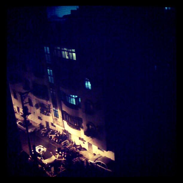 Photo:暗夜驟雨。以滂沱的姿態,墜落。 By Jill's colorful world