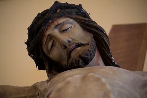 Cristo Crucificado|Rostro by pbro.adrian