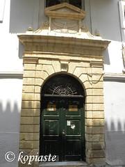 Door since 1831 in Nafplion
