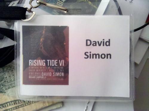 Simon tag