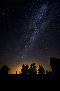 Colorado Milky Way Starfield 5