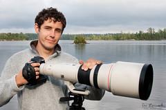 Portrait of Don Komarechka, Canadian professional photographer