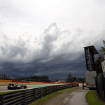 Spa is renowned for its wet and changeable weather, and this year was no disappointment