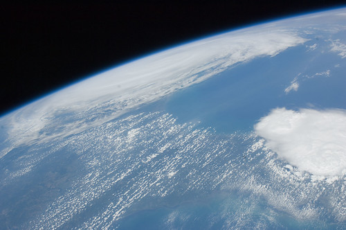 衛星影像看海洋,NASA提供