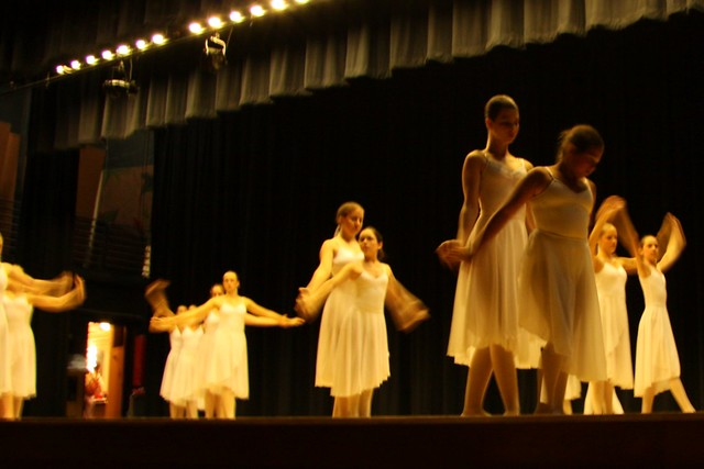 Ballet rehearsal ·   & Dance Stage Lighting - a gallery on Flickr