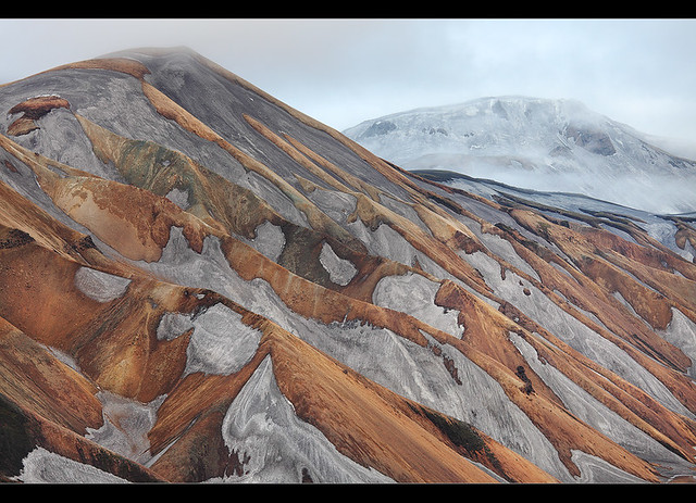 Layers of Ridges - Landmannalaugar, Iceland