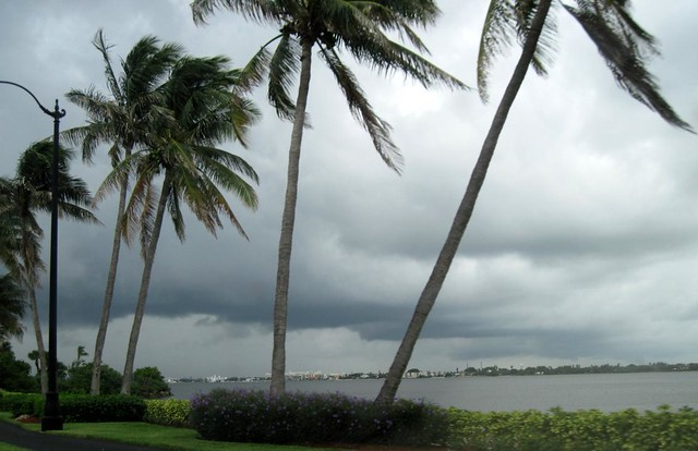 Storm Clouds over Intracoastal