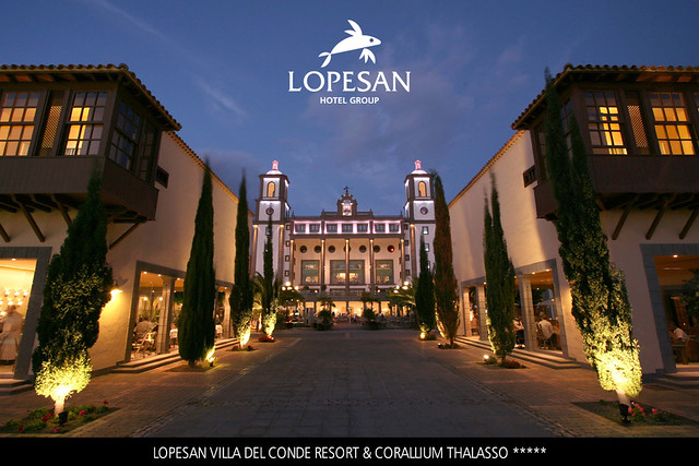 Lopesan Villa del Conde Resort - Outside