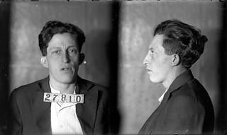 Galloway, Clarence. Inmate #27810 (MSA)