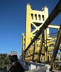 Sacramento Tower Bridge 1175a