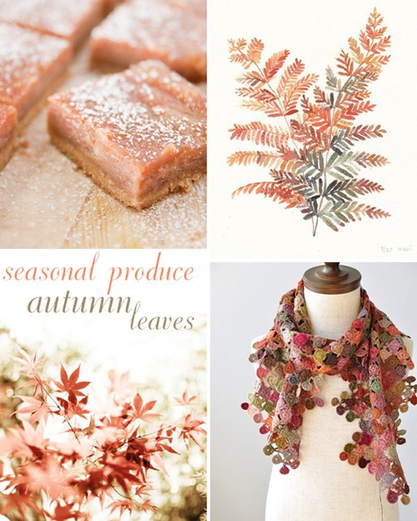 My autumn favourites as part of the Celebrate Color festivities