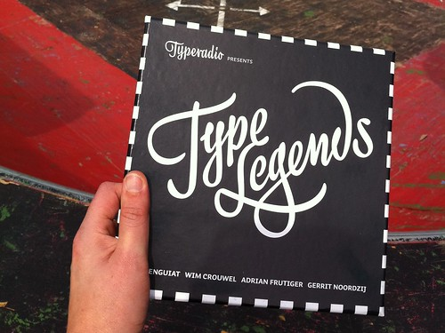 awesome Typeradio Type Legends Box