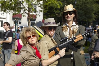 Mame Slaughter, Stalker Slaughter, Looten Plunder