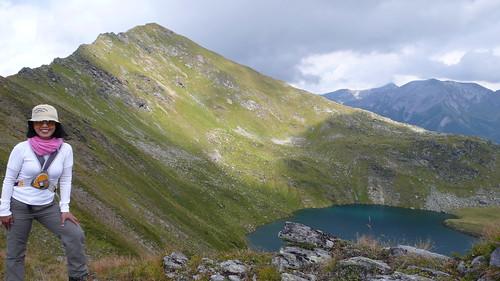 austria hiking lungau obertauern mountainlake wandern salzburgerland obererschönalmsee