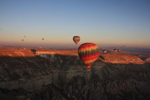 Turkey: Balloon Rise