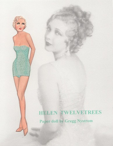 Helen Twelvetrees PD