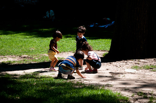 Children @ Central Park, NYC